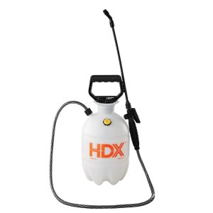 HDX 手动泵式喷洒器1加仑 除虫除野草必备