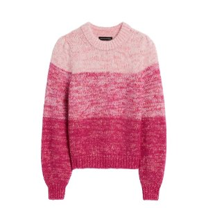 Banana RepublicCropped Ombre Sweater