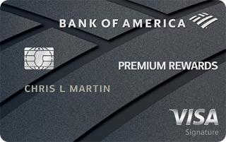 50,000 bonus points offer - a $500 valueBank of America® Premium Rewards® Visa® credit card