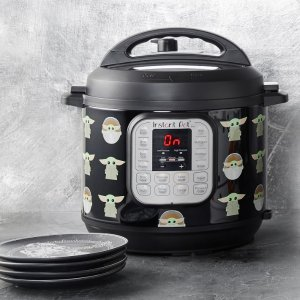 instant potStar Wars6-Qt. Pressure Cooker, The Child Little Bounty