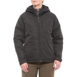White SierraSnow Crest Jacket - Insulated (For Women)