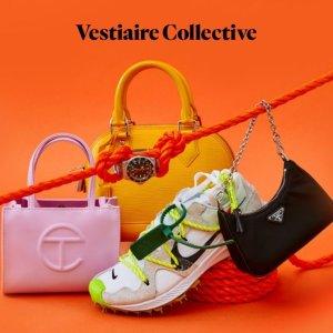 低至3折 €298收LV围巾Vestiaire Collective 二手奢牌冬季大促 收Gucci、Chanel
