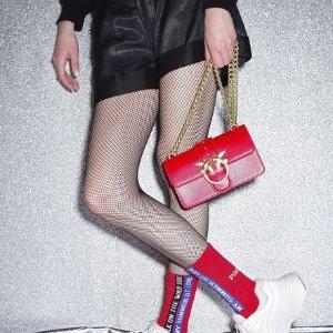 2折起+额外9折 Moschino围巾£49Forzieri 折扣区美包美衣折上折热卖 Pinko,Furla,Fendi 都有