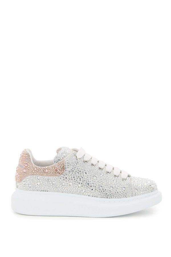 水晶小白鞋