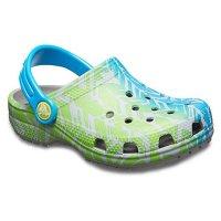 儿童经典图案洞洞鞋 ,2色选