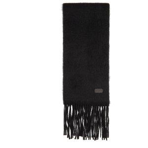 Saint LaurentBlack Small 围巾
