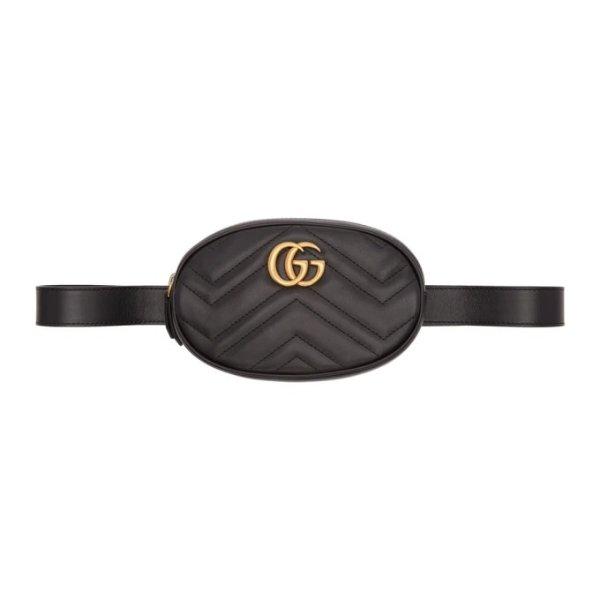 GG Marmont 皮制腰包