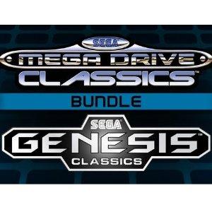 $7.49(原价$29.99)世嘉 Mega Drive & Genesis 经典游戏合集 59款老游戏打包收