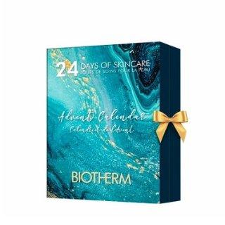 $60(价值$210)+最高送6件礼 含24件明星产品折扣升级:Biotherm 圣诞护肤日历8折热卖 限时包邮