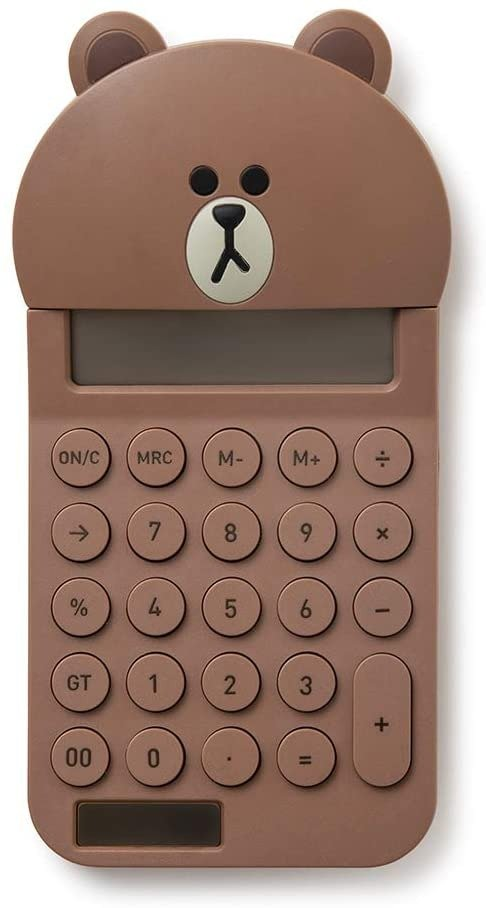 布朗熊 计算器