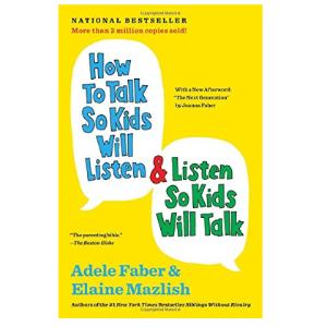$14.55 (原价$25)畅销书How to Talk So Kids Will Listen & Listen So Kids Will Talk