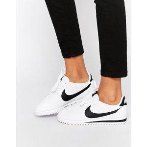 最高立减$70Nike Leather White Cortez 阿甘鞋