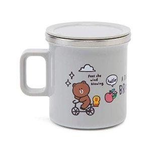 Line Friends布朗熊水杯