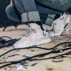 低至5折+额外8.5折Adidas Nite Jogger 系列大促 3M 反光潮流带你飞