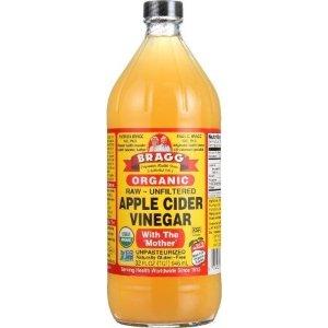 有机未过滤苹果醋 32oz 4瓶