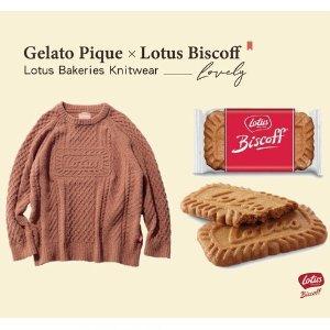 €19.71起 最快3天直邮德国Gelato pique X Lotus 情人节限定 爆可爱的饼干睡衣怎么买?