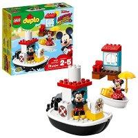 Lego DUPLO 系列 米奇的船 10881