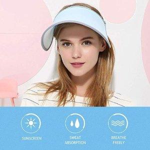 $31.99(原价$39.99)VVC 网红防晒帽 10色选 新款字母图案