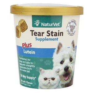 NaturVetTear Stain Dog Soft Chews