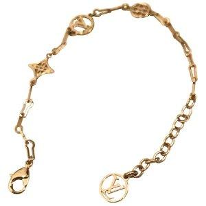 Louis Vuittonlogo手链