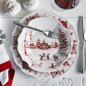 额外8折限今天:Sur La Table 精选节日餐具用品促销