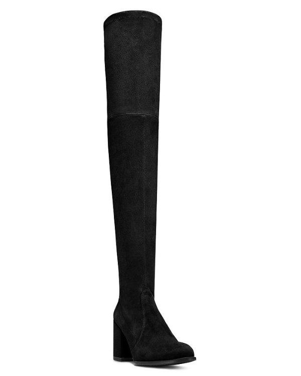 Women's Tieland 过膝靴