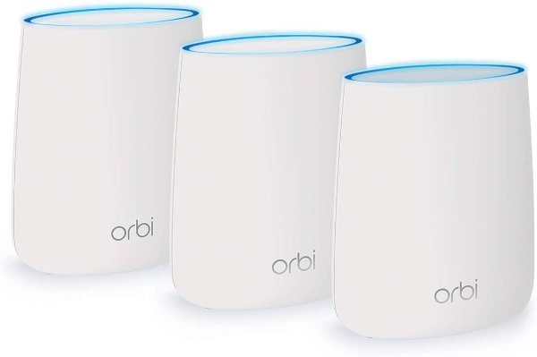 Orbi RBK23 AC2200 Mesh路由 3个