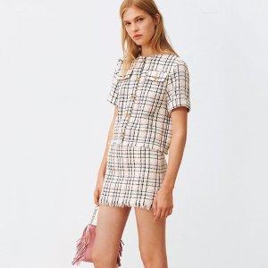 低至5折+满2件额外9折Maje 官网私卖惊喜上线 每个小仙女都无法拒绝的法式美衣