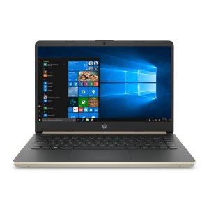 $279 10代10nm, $249 Ryzen 3提前享:HP 14 笔记本电脑 (i3-1005G1, 4GB, 128GB)