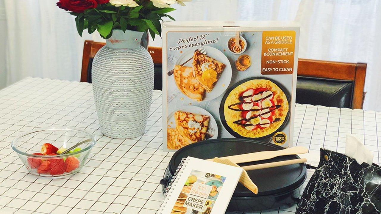 多用煎饼果子机|让你的生活既简便又多样!