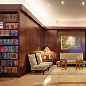 $368起纽约网红图书馆酒店 Library Hotel