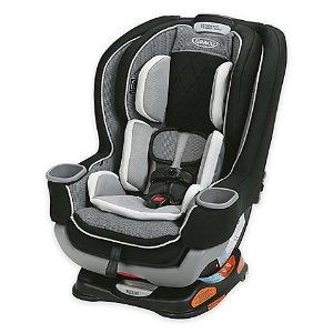 Graco Extend2Fit™ Platinum All-in-One Convertible Car Seat in Carlen @ buybuy Baby