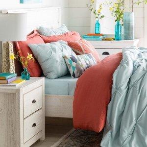低至2.5折Wayfair 精选卧室家具及家居用品促销热卖