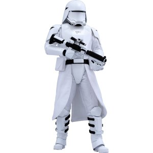 Star WarsCoupon Code: SNOWFO18First Order Snowtrooper Sixth Scale Figure by Hot