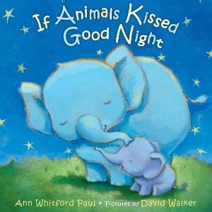动物如果可以吻安
