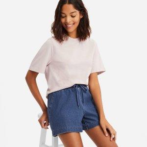 Uniqlo牛仔短裤