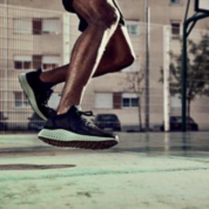 独家9折 断码快 比手速ADIDAS ALPHAEDGE 4D  运动潮鞋超值热卖