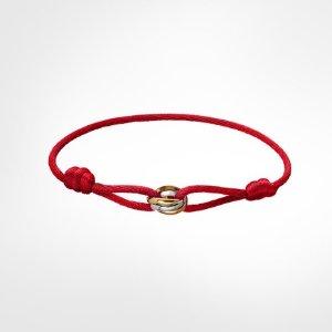 低至5折 £4就收小红绳 幸运一整年本命年小红绳大搜罗 全网最全 LV、Monica、Redline都有