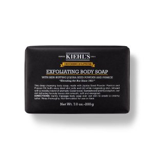 Kiehl's磨砂皂