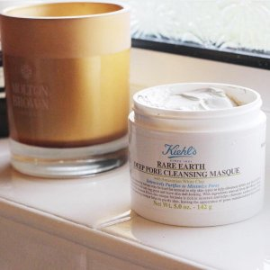 Enjoy $20 off Rare Earth Pore Cleansing Masque @ Kiehl's