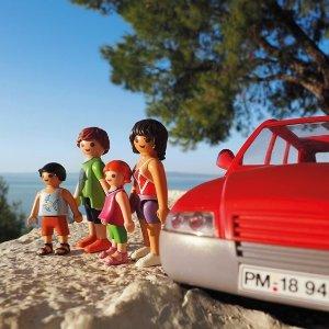 满$50享7.5折Playmobil 德国儿童创造性拼装玩具周末闪购