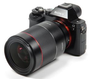 $539Samyang 35mm f/1.4 Auto Focus Lens for Sony E