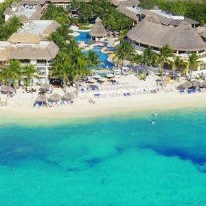 $489起 多出发城市可选4-, 6- 7-晚墨西哥卡门海滩 - 可可礁海滩度假村一价全包酒店 + 直航机票套餐