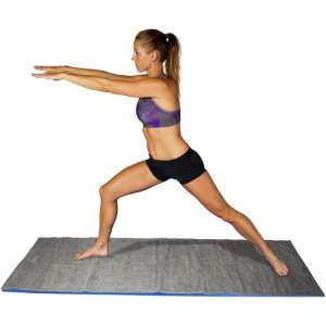 $5.99Tone Fitness Terry Cloth Yoga Mat