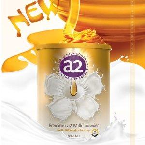新人1件包税免邮中国双12精选:澳洲A2 奶粉热卖   ¥157收麦卢卡蜂蜜奶粉400g