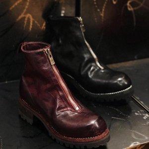 无门槛8.5折 星标参与GUIDI 经典马皮靴热卖 拉链靴、310都参加