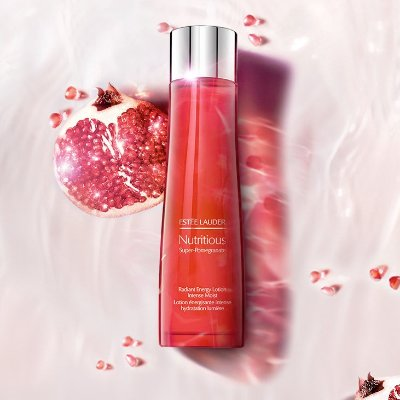 Up to 9-piece Free GiftMacy's Estee Lauder Nutritious Super Pomegranate Sale