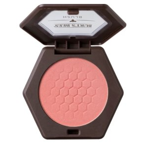 Burt's Bees 100% Natural Blush with Vitamin E - Shy Pink - 0.19oz