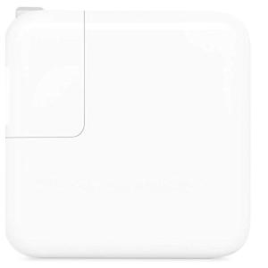 $35.84 包邮 MacBook, MBA 同样可用Apple 30W USB‑C 电源适配器, 可快充iPhone 8 及以上机型