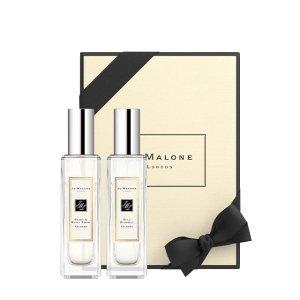 Jo Malone含蓝风铃香水浪漫香水礼盒30mlx2